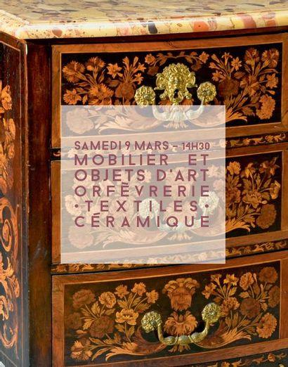 Orfèvrerie - Mobilier et Objets d'art