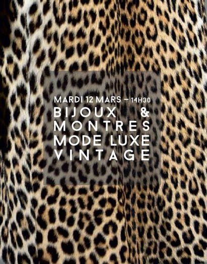 Bijoux - Maroquinerie - Haute couture