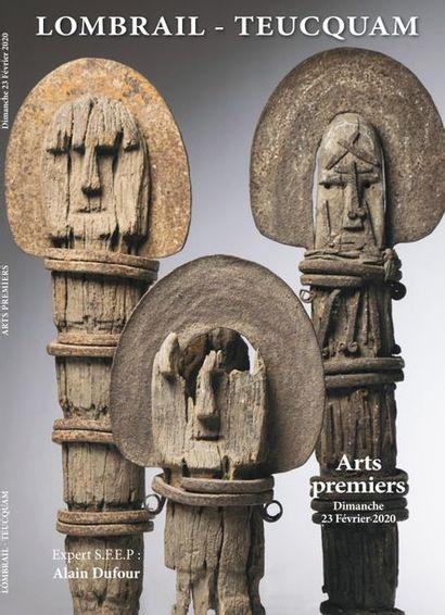 ARTS PREMIERS - Expert : Alain Dufour
