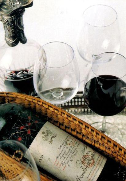 GRANDS VINS & VIEUX ALCOOLS - EXPERT : CLAUDE MARATIER