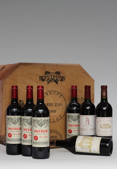 GREAT WINES & OLD ALCOHOLS - at 11 a.m. and 2 p.m. - EXPERT: C. MARATIER