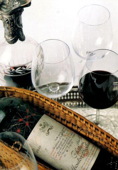 GRANDS VINS & VIEUX ALCOOLS -  à 11 h et à 14 h - EXPERT : C. MARATIER