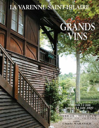GRANDS VINS - EXPERT : CLAUDE MARATIER A 11 H ET A 14 H 30