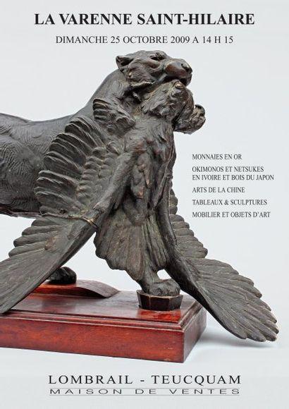 Meuble et objets d'art - Extrême-Orient - TABLEAUX - SCULPTURES