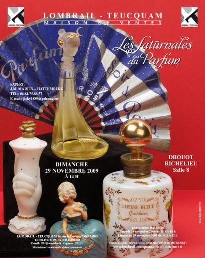 flacons a parfum de prestige - HÔTEL DROUOT - EXPERT : J.M MARTIN-HATTEMBERG