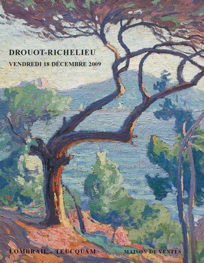 MEUBLES XVIIIe, XIXe & XXe S. - OBJETS D' ART - TABLEAUX - HÔTEL DROUOT