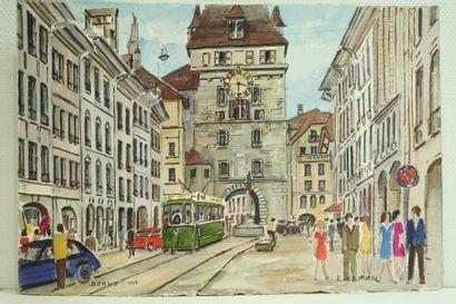 Vente en ligne - Roland HAMON (1909 - 1987)