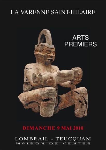 ART TRIBAL - EXPERT : A. DUFOUR - HÔTEL DES VENTES DE LA VARENNE SAINT HILAIRE