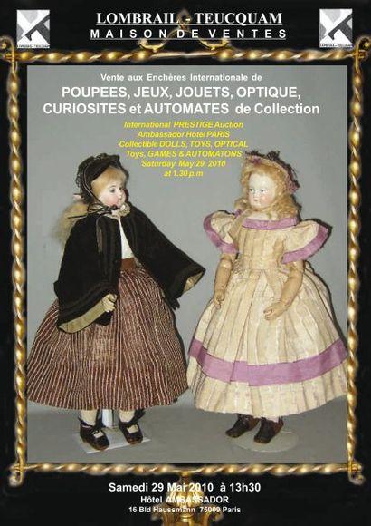 Jouets - poupées