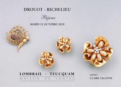 Bijoux - Expert : C. Salanne