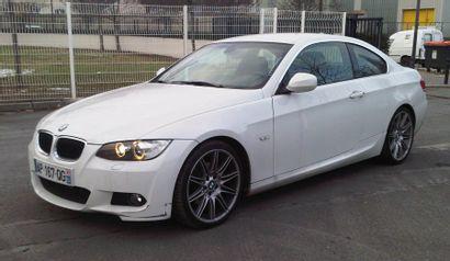 VEHICULE RECENT BMW 320 D MILLESIME 2010 14500 KM - DROUOT VEHICULES 17 rue de La Montjoie 93210 La Plaine Saint Denis