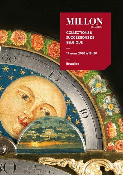 [VENTE MAINTENUE] - Collections & Successions de Belgique