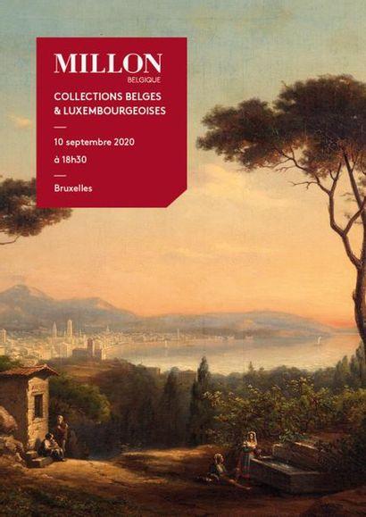 MILLON BELGIQUE : Collections belges et luxembourgeoises