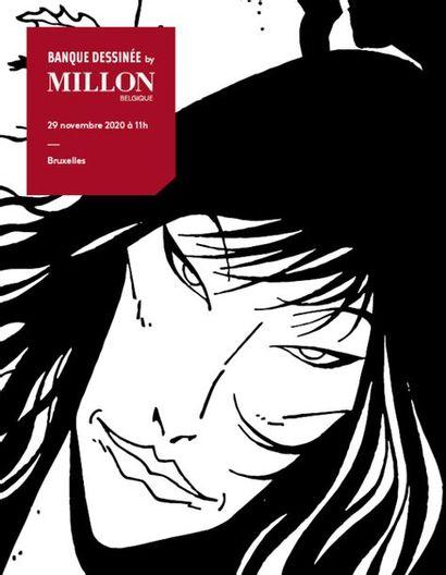 [Vente à huis-clos live] Millon Belgique - BANDES DESSINEES