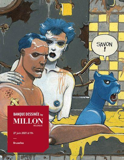 Millon Belgique - BANDES DESSINEES