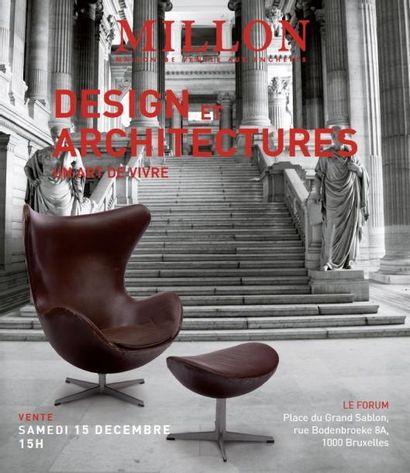 DESIGN, UN ART DE VIVRE / DESIRS D'ARCHITECTES