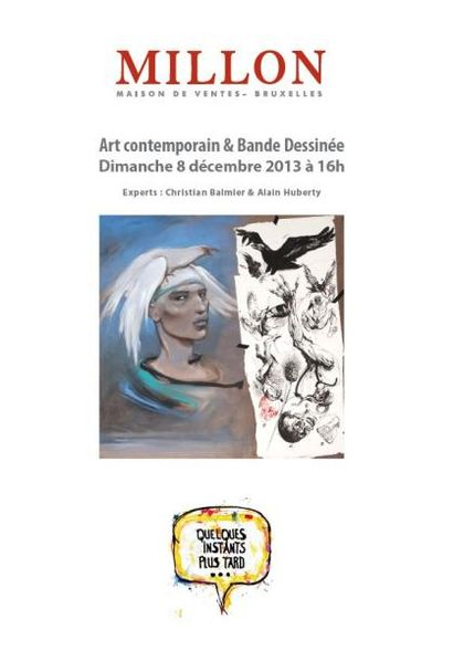 Art contemporain & Bande Dessinée