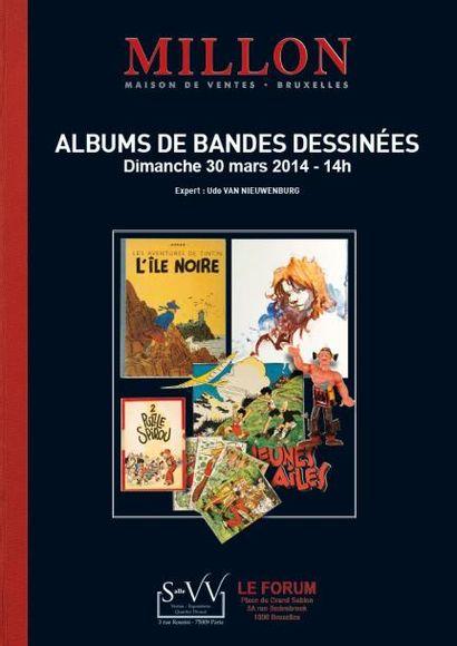 ALBUM DE BANDES DESSINEES