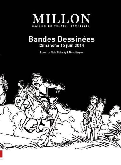 PLANCHES DE BANDES DESSINEES