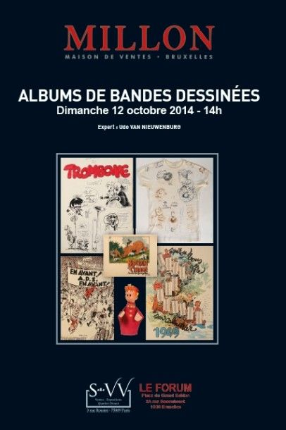 ALBUMS DE BANDES DESSINÉES