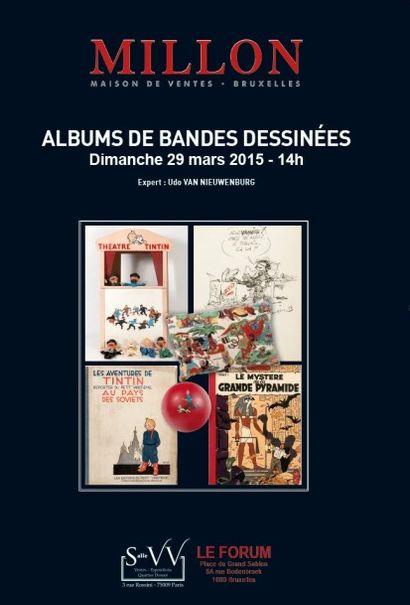 ALBUM DE BANDE DESSINEE