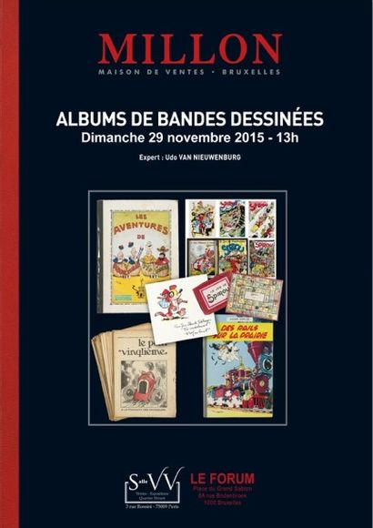 BANDES DESSINÉES - ALBUMS