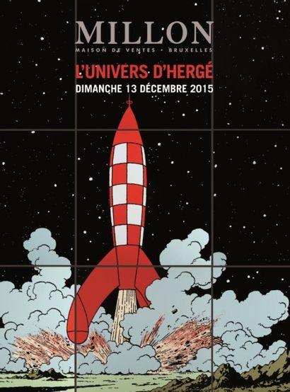 BANDES DESSINÉES - L'UNIVERS D'HERGE