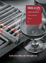 Cigares et Grands vins - Collection M. de Champérard