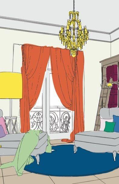 Appartements LYONNAIS<br>Mobilier, tableaux et objets d'art