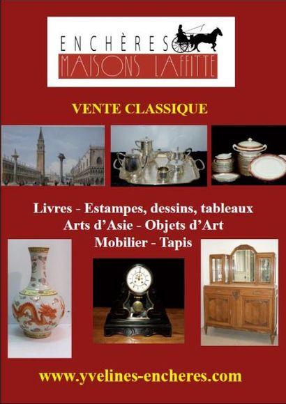 Livres, tableaux, Asie, Objets d'Art, Mobilier, Tapis - UNIQUEMENT SUR INTERNET