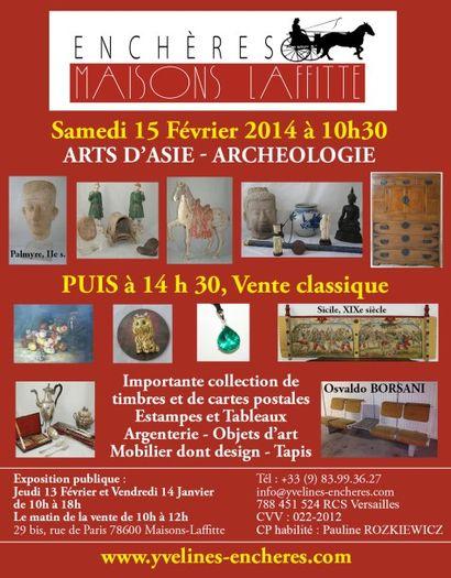 Arts d'Asie et Archéologie