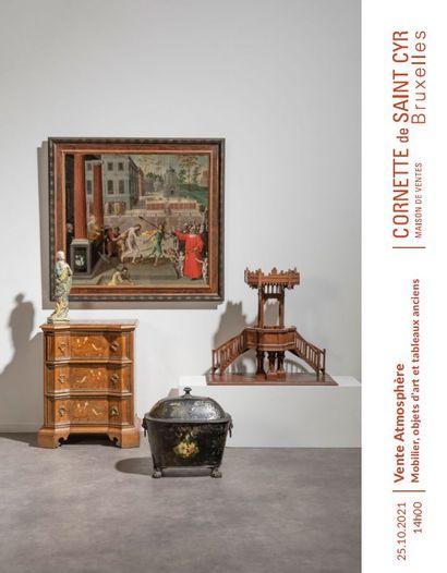Vente Atmosphère : Mobilier, objets d'art et tableaux anciens
