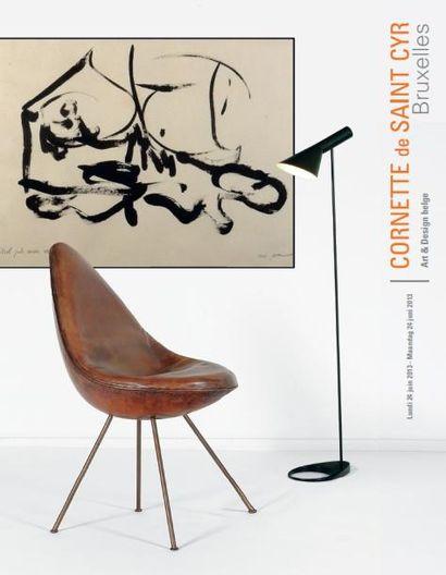 Design Scandinave VS Artistes Cobra