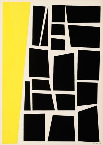 Jo Delahaut - Les estampes (1952-1992)