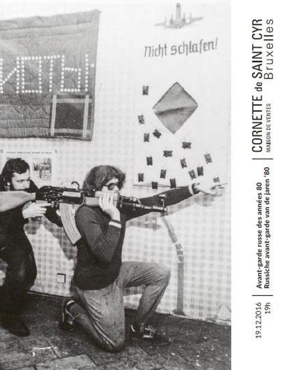L'avant-garde russe des années 80
