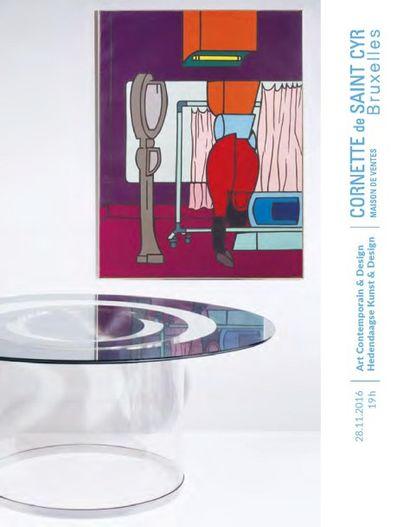 art contemporain et design
