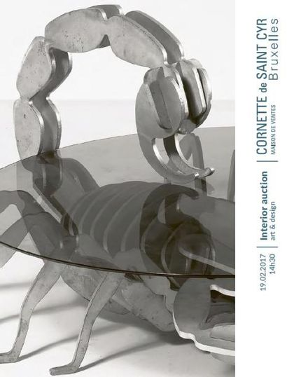 Interior auction - design & contemporary art