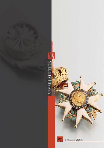Médailles et Décorations militaires et civiles