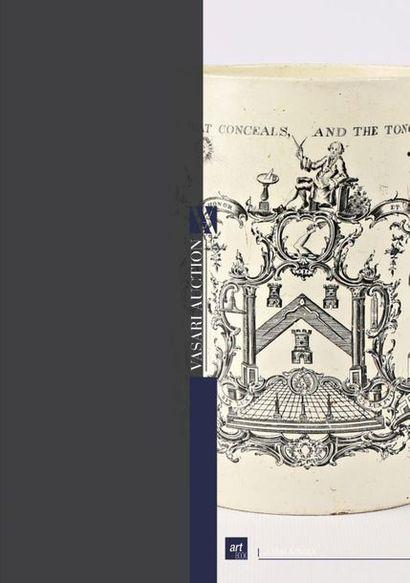 F.·. M.·. by Vasari Auction - Collection d'objets maçonniques