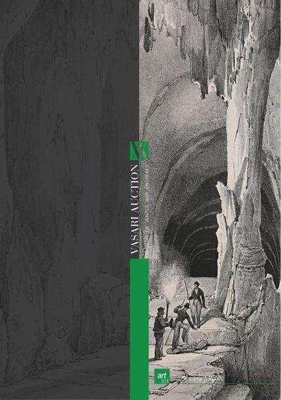 Spéléologie & Montagne - Estampes et Littérature