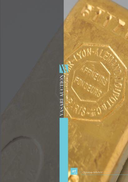 Mon seignor il est l'or by Vasari Auction - Frais de vente 20%TTC - Les lots sont conservés en Banque - veuillez prendre connaissance des conditions de retrait.