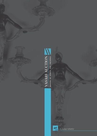 VENTE DE PRESTIGE PROVENANT D'UNE PROPRIÉTÉ BELLIFONTAINE, Collectionneurs Bordelais, Parisiens et à divers TABLEAUX - DESSINS & ESTAMPES - ASIE - CERAMIQUES - DESIGN - MOBILIER & OBJET D'ART - TAPISSERIE