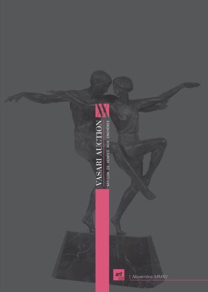 VENTE CATALOGUEE - BIJOUX - ORFEVRERIE - TABLEAUX - MEUBLES ET OBJETS D'ART PROVENANT D'UNE PROPRIETE DU LANGUEDOC - SUCCESSIONS BORDELAISES ET A DIVERS