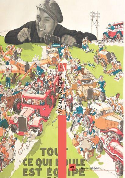 VENTE ONLINE - L'EPOPÉE DUNLOP - Collection de M. Lecocq