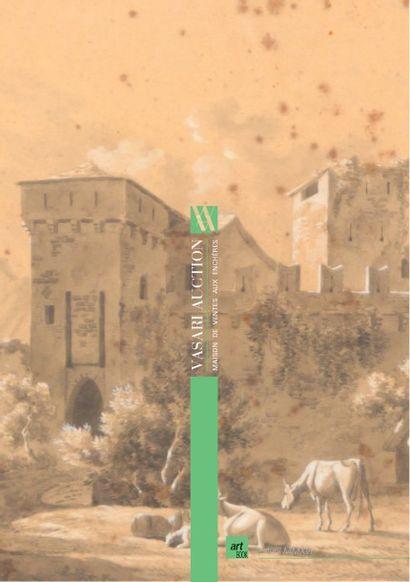 TABLEAUX - MEUBLES ET OBJETS D'ARTS  Provenant d'un Chateau dans les environs de Rodez et à divers amateurs VASARI AUCTION, ENCHERES ONLINE
