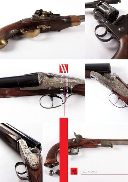 ARMES DE CHASSE - ARMES BLANCHES - ARMES DE POING - ARMES REGLEMENTAIRES ET MILITARIA VASARI AUCTION, ENCHERES ONLINE