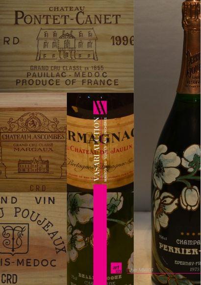 Vins Fins & Spiritueux - Expert J.C Lucquiaud VASARI AUCTION, ENCHERES ONLINE