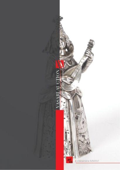 VASARI - BIJOUX - ARGENTERIE - OR
