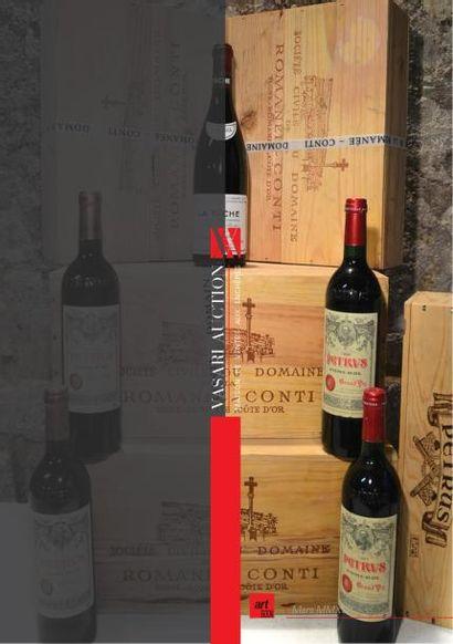 VINS FINS & SPIRITUEUX - Expert J. C. Lucquiaud VASARI AUCTION, ENCHERES ONLINE