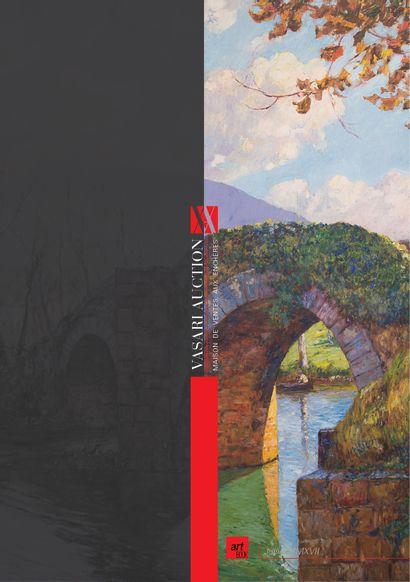 ART & DECORATION XX - Tableaux - Meubles et Objets d'art - Tapis - du XVIII au XXème siècle VASARI AUCTION, ENCHERES ONLINE